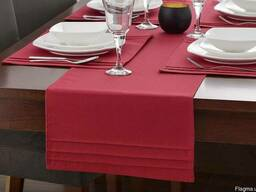 Дорожка из ткани для сервировки стола