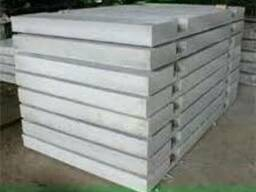 Дорожная плита ПД2-6а, размеры 2980х1480х180мм.