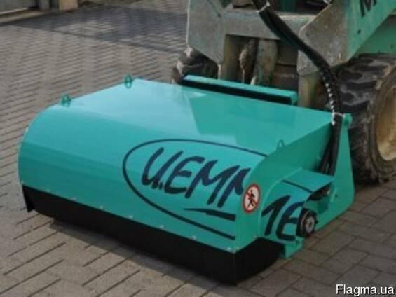 Дорожная щетка с бункером Manta Mini для минипогрузчика