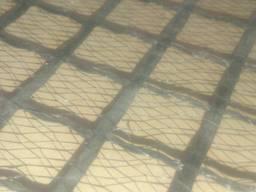 Дорожная стеклосетка X Grid 50 под бетон асфальт