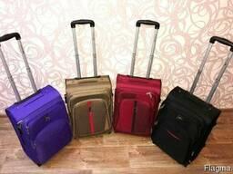 Дорожный чемодан - валіза WINGS 1706/1710 сумка на колесах - фото 4