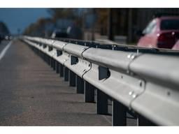 Дорожные ограждения металлические барьерного типа 11ДО, 11ДД , 11МО, 11МД по ГОСТ 26804–84