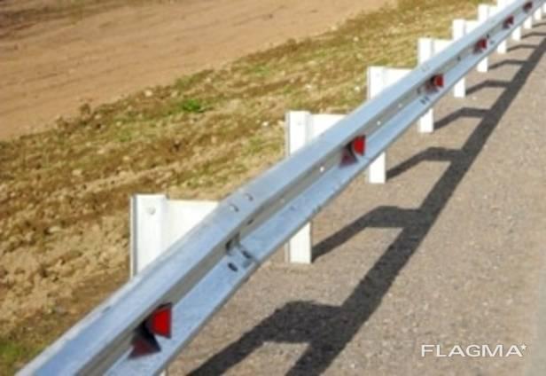 Дорожные ограждения металлические 11ДО; 11ДД ; 11МО; 11МД