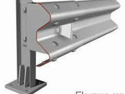 Дорожные ограждения металлические барьерного типа 11МД