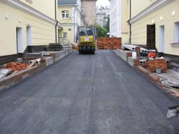 Дорожные работы в Одессе и области.