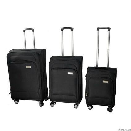 fc9338de3941 Дорожные сумки на колесах Luggage HQ (набор цена, фото, где купить ...