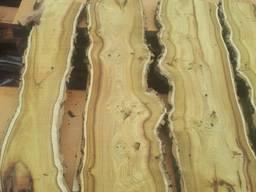 Доска необрезная шелковицы/тутового дерева