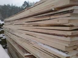 Доска обрезн обзольная 3-сорт толщина 22мм шир. 10-12-15см.