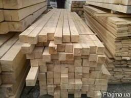 Доска обрезная, брус: от 3 до 7.5 метров свжепил от 10 куб.