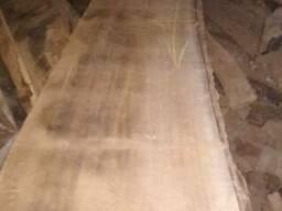 Доска орех, толщина 50 , длина до 3м, влажность 10%. . .