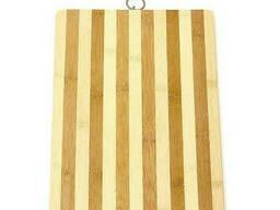 Доска разделочная бамбуковая Empire 30 х 20 x 1. 3 см
