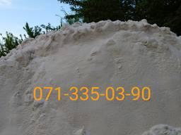Доставим песок от 1 тонны, кладка, штукатурка, отсыпка