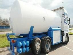 Доставка газу (газовоз) 0298