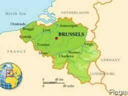 Доставка грузов из Бельгии
