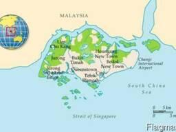 Доставка грузов из Сингапура