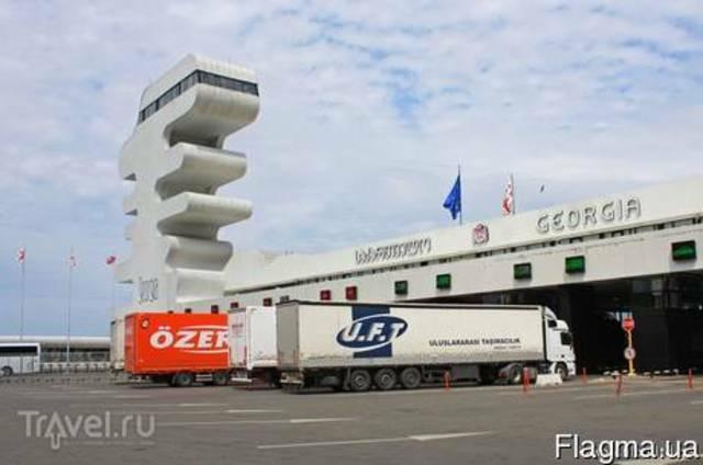 Доставка грузов из Турции в Украину