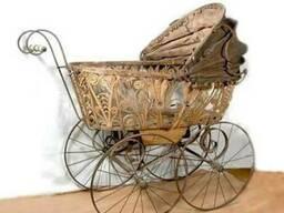 Доставка колес для коляски