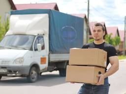 Доставка, переезд, перевозки, Грузчики, сборка мебели, вывоз