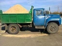 Доставка песка, щебня, отсева, бутового камня недорого!