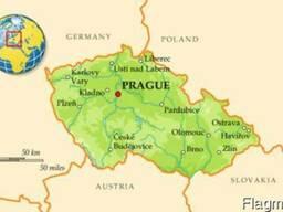 Доставка сборных грузов из Чехии