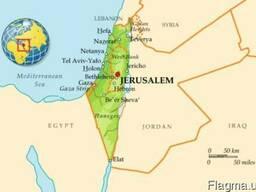 Доставка сборных грузов из Израиля