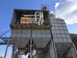 Досвід монтажу та підключення зерноочесних машин типу ЛУЧ ЗС