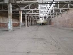 Довгострокова оренда виробничого приміщення / складу Ужгород