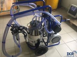 Доїльний апарат, доильный аппарат для двох корів Most TK 2-A