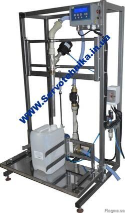 Дозатор для розлива жидких продуктов в тару SERV_WPT