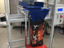 Дозатор, фасовщик для древесного угля 1-5 кг