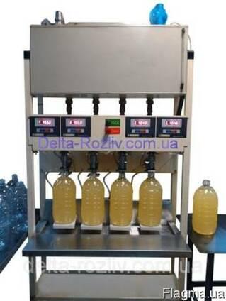 Дозатор Подсолнечного масла Розлив по Весу Универсальный