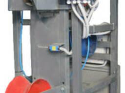 Дозатор сыпучих материалов в клапанные мешки СВЕДА ДВС