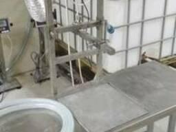 Дозатор весовой для розлива жидких и вязкотекучих продуктов