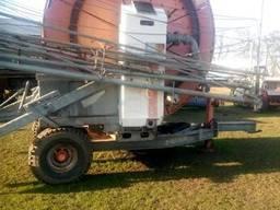 Дождевальная машина Bauer 500 метров, 110 мм, Австрия