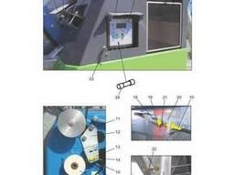 Дождевальная машина Бауэр Е41 коробка передач, компютер