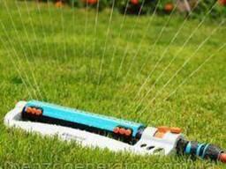 Gruntek Primavera 462 Осцилирующий дождеватель для полива газона огорода клумбы