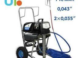 Агрегат окрасочныйDP-6337ib для шпаклевки и краски