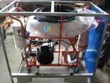 Штукатурная станция DP-N1 со встроенным компрессором - фото 7
