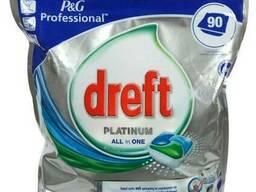 Dreft Platinum капсулы для посудомойки 90штук.