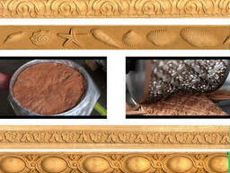Древесная-полимерная паста (пульпа)