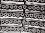 Древесно-угольный брикет - фото 1