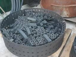 Древесно-угольный брикет типа «PINI-KAY»