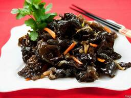 """Древесный гриб """"Муэр"""" с морковкой по-корейски"""