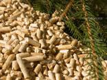 Древесный наполнитель для подстилки животным, гранулы - фото 1