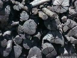Древесный уголь (груша) для ресторанов