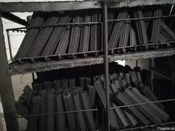 Древесный уголь из брикета пини кей. - фото 5