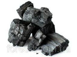 Древесный уголь из дуба