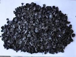 Древесный уголь из скорлупы грецкого ореха