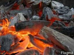 Древесный уголь из твердых пород древесины продам Сумы