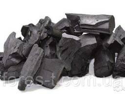 Древесный уголь из ясеня